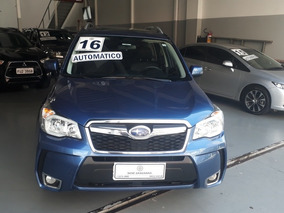 Subaru Forester 2.0 Xt Turbo Awd Aut. 5p 2016