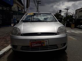 Ford Fiesta Sedan 1.6 Flex 4p 2007 - Esquina Automóveis