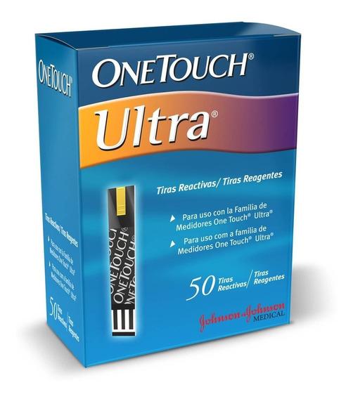 Tiras Reactivas One Touch Ultra