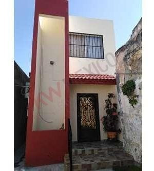 Venta De Casa Col: Nuevo Repueblo En Monterrey