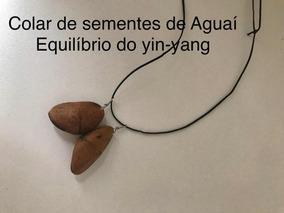 2 Colares De Sementes De Aguaí