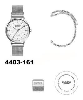 Reloj Europa By Diesel Dama 4403 161 Cierre Imantado