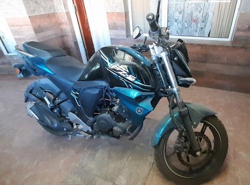 Yamaha Fz 150 Cc 2015