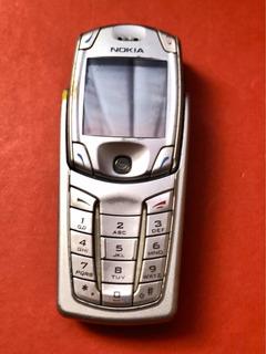 Celular Nokia- Usado- Item Para Colecionadores.