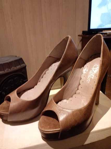 Zapatos Sin Puntera