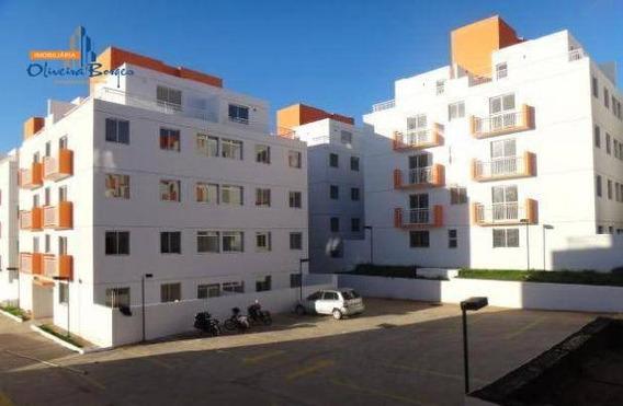 Apartamento Duplex Com 3 Dormitórios À Venda, 95 M² Por R$ 190.000,00 - Setor Sul Jamil Miguel - Anápolis/go - Ad0001