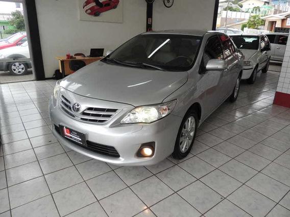Toyota Corolla Altis 2.0 Ano 2013