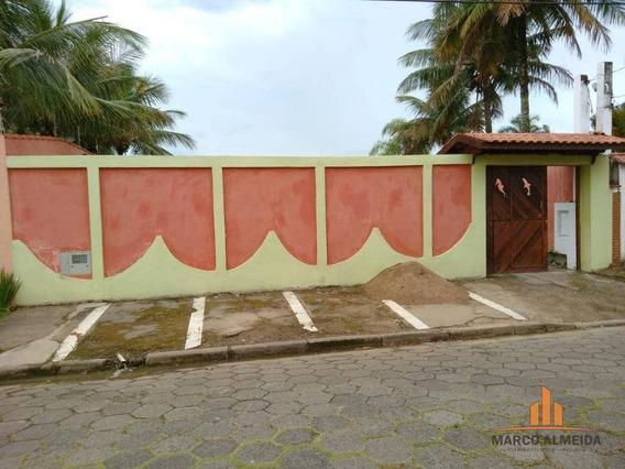 Edícula Com 1 Dormitório À Venda Por R$ 230.000 - Grandesp - Itanhaém/sp - Ed0011