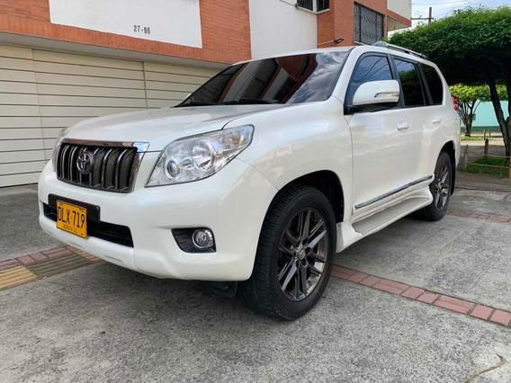 Toyota Prado Txl Blindada 2plus