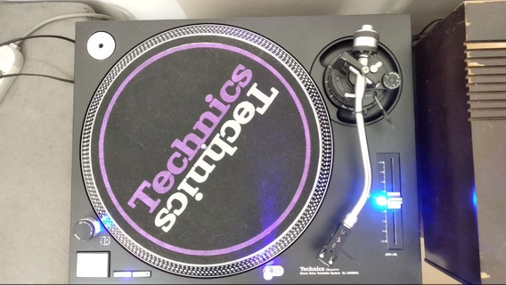 Toca Disco Mk2 Technics Ls 1200