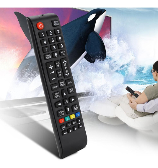 Para Samsung Aa59-00602a Tv Controle Remoto Sem Fio Home Con