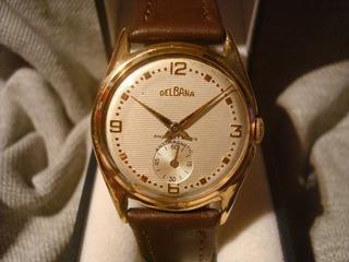 Precioso Reloj Delbana