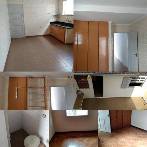 Sobrado Com 2 Dormitórios Para Alugar, 126 M² Por R$ 3.800,00/mês - Brooklin - São Paulo/sp - So0401