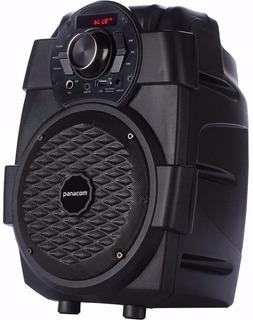 Parlante Portatil Panacom Sp3049 Bluetooth Karaoke Usb (j)