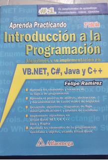 Introduccion A La Programacion. Felipe Ramirez