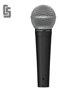 Micrófono Vocal Behringer Sl 84c Dinámico Cardioide