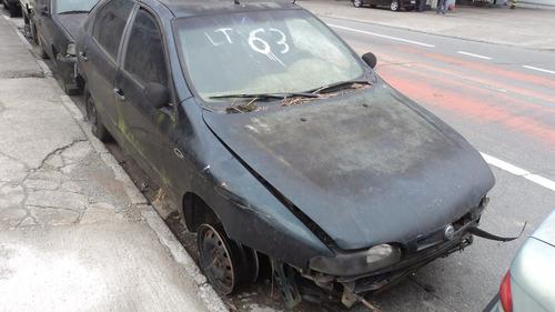 Fiat Brava Sx 2001 (sucata So Peças)