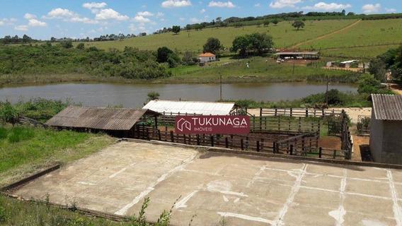 Fazenda À Venda Na Região Pouso Alegre/mg, 4114000 M² Por R$ 9.350.000 - Fa0002