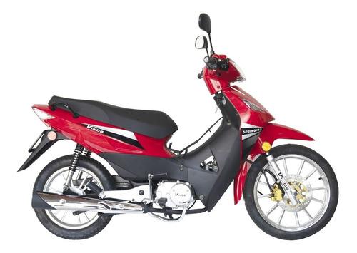 Imagen 1 de 11 de Moto Vince Spring 125