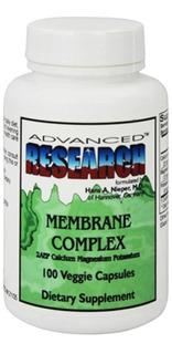 Membrane Complex 100 Cápsulas Veganas Research + Brinde