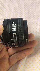 Lente Nikon 50mm 1.4d Af-s