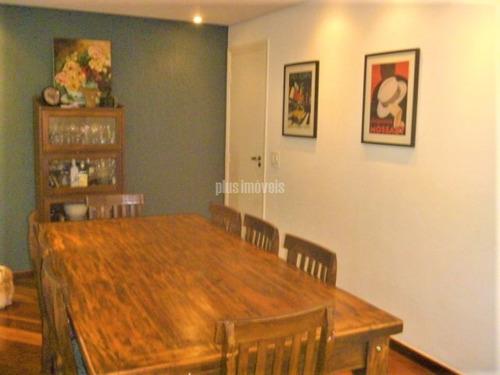 Apartamento 3 Dormitórios 1 Suíte 3 Vagas No Panamby! - Pp17552