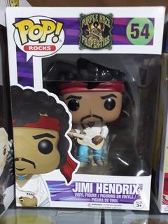 Jimi Hendrix #54 Funko Pop