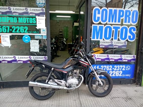 Honda Titan 150 2019 Alfamotos 1127622372 Permuto