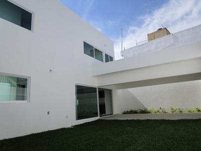 Casa Nueva En Venta En Jiutepec Morelos.