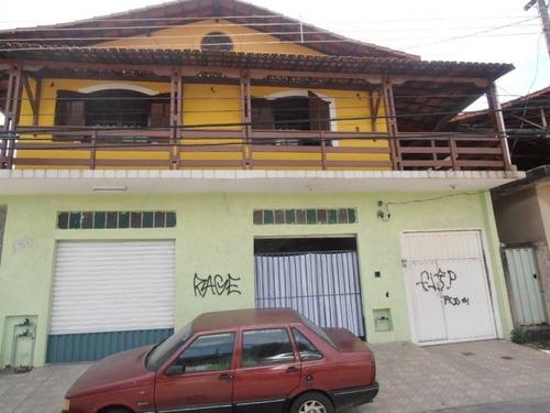 Casa Com 3 Quartos Para Comprar No Novo Riacho Em Contagem/mg - 975