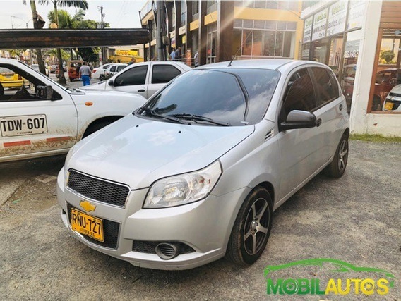 Chevrolet Aveo Emotion 1.6 2012