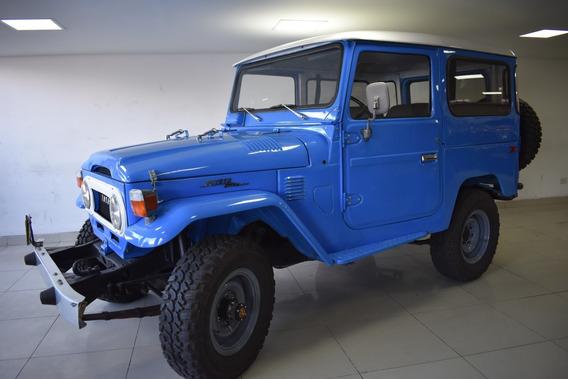 Toyota Fj 40 Mt 4x4