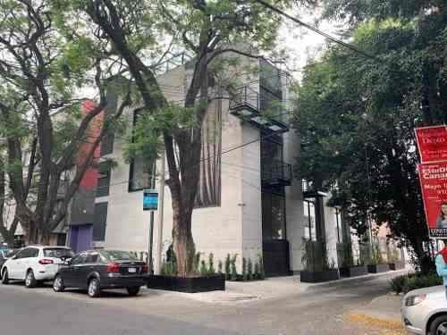 Townhouse Nuevo En Renta, Col. Condesa