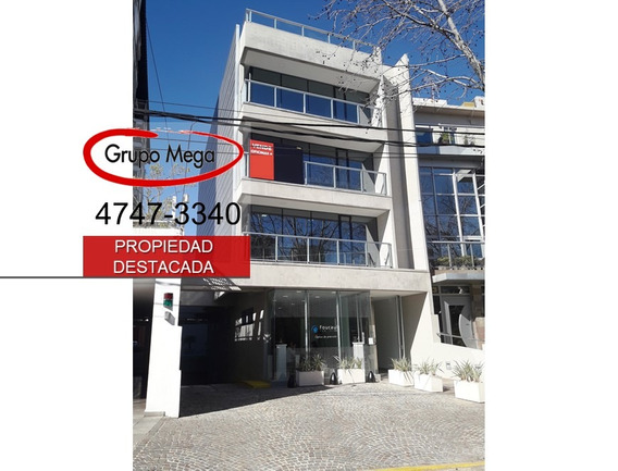 A Estrenar 120m Amplio Loft/oficina/consul Centro San Isidro