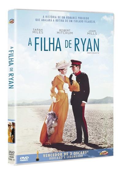 Dvd A Filha De Ryan - Classicline - Bonellihq M20