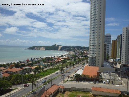 Apartamento Para Venda Em Natal, Ponta Negra, 1 Dormitório, 1 Suíte, 1 Vaga - _1-1356765