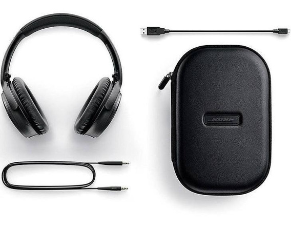 Bose Quietcomfort 35 (series I) Wireless Headphones