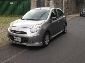 Nissan March 2012 Sr $68000