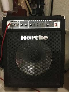 Amplificador Para Bajo Hartke A100 100 Watts