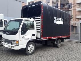 Camion Jac Estacas Muy Buen Estado
