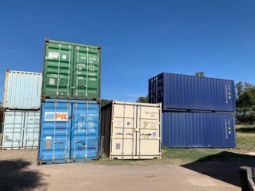 Contenedores Marítimos Containers Usados 20 Nacionalizado 1