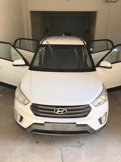 Camioneta Hyundai Creta Blanca 2018