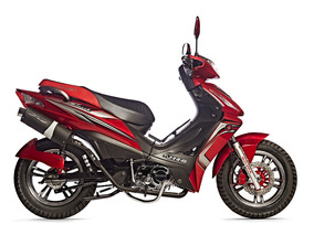 Gilera Smash 110 R Tunning 12 Ctas $3468 Motoroma