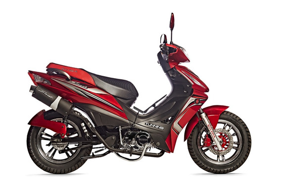 Gilera Smash 110 R Tunning 18ctas$3.667 Motoroma Full