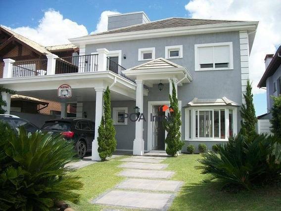 Casa Residencial À Venda, Belém Novo, Porto Alegre. - Ca0403