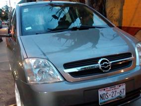 Chevrolet Meriva Como Nueva 2005 Estandar Factura Original