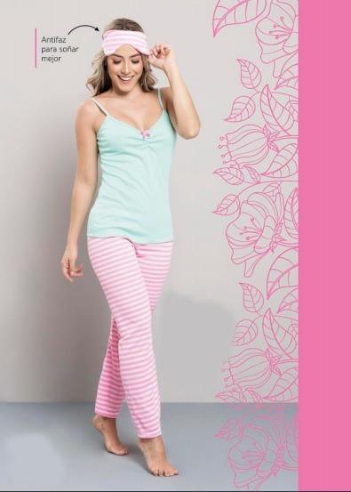 Pijama Juvenil Dama