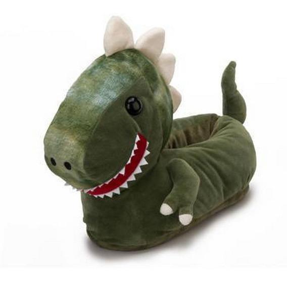 Pantufa Dinossauro 3d Lançamento Ricsen