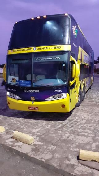 Ônibus Dd (double Deck) - Scania 124/420