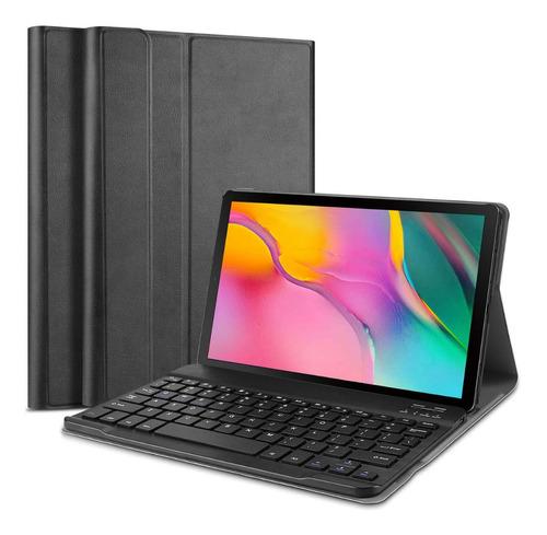 Funda C Teclado Samsung Galaxy Tab A 10.1 T510 + Templado